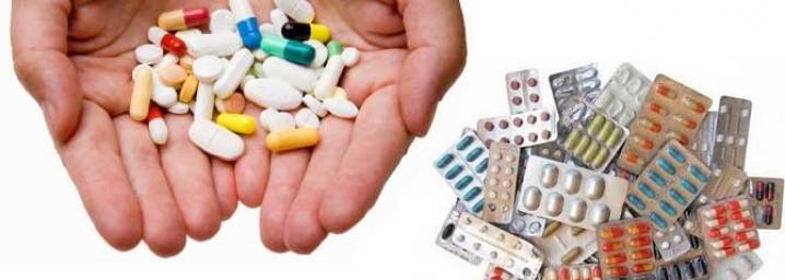 Perdorimi pa kriter i medikamenteve