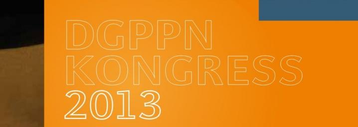Kongresi i Psikiatrise DGPPN 2013