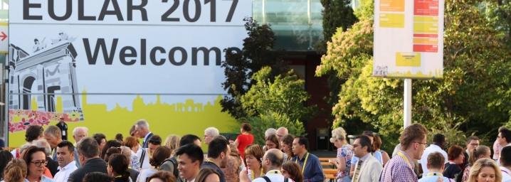 Kongresi Europian i Reumatologjise Eular 2017