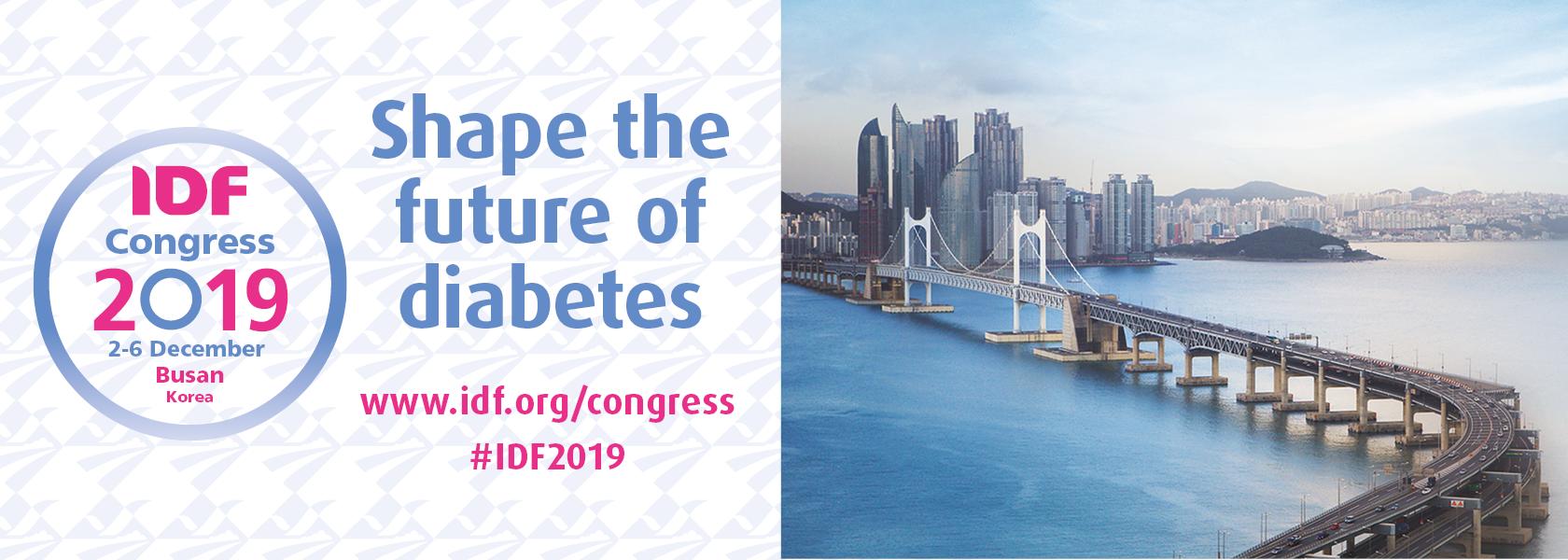 Kongresi Boteror i Diabetit IDF 2019